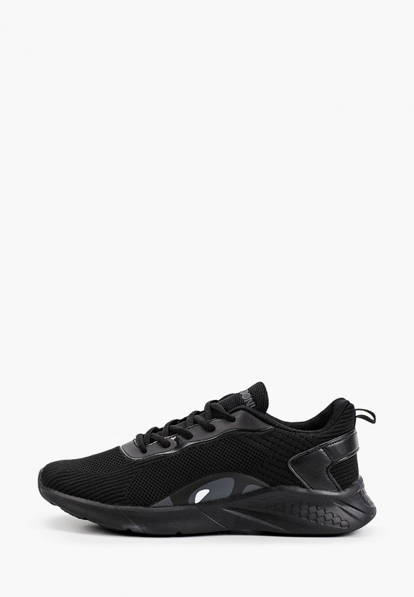 мужские низкие кроссовки basconi, черные