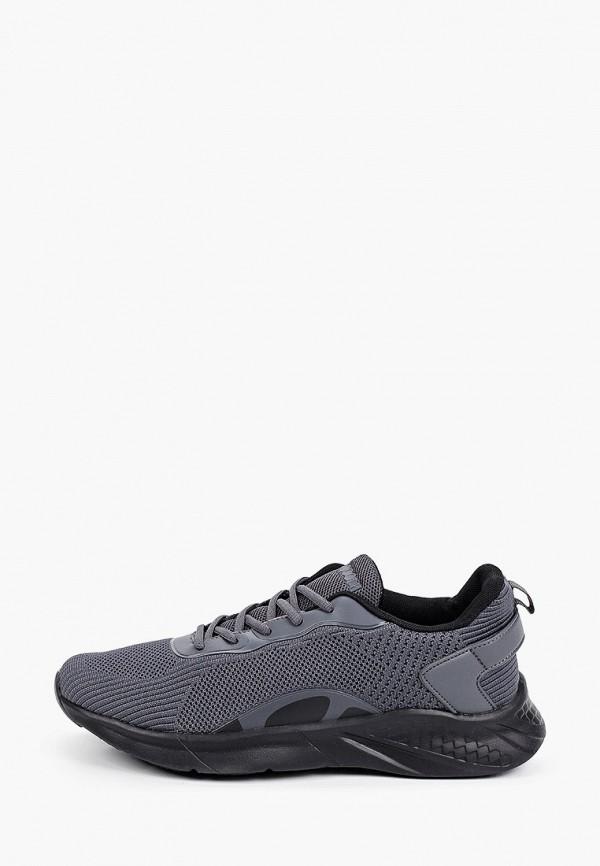 мужские низкие кроссовки basconi, серые