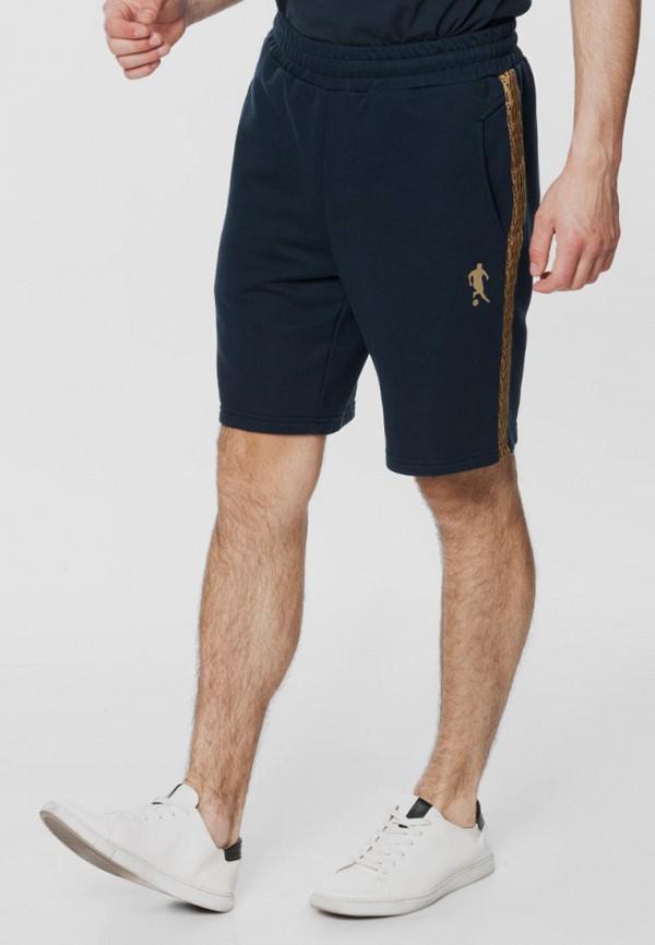 мужские повседневные шорты arber, синие