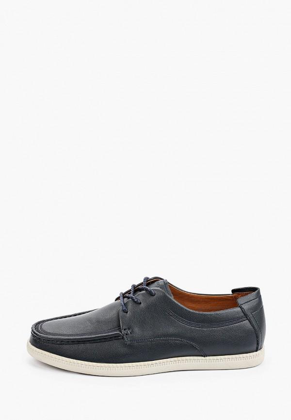 мужские низкие ботинки thomas munz, синие