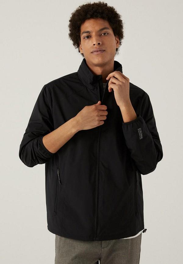 мужская куртка springfield, черная