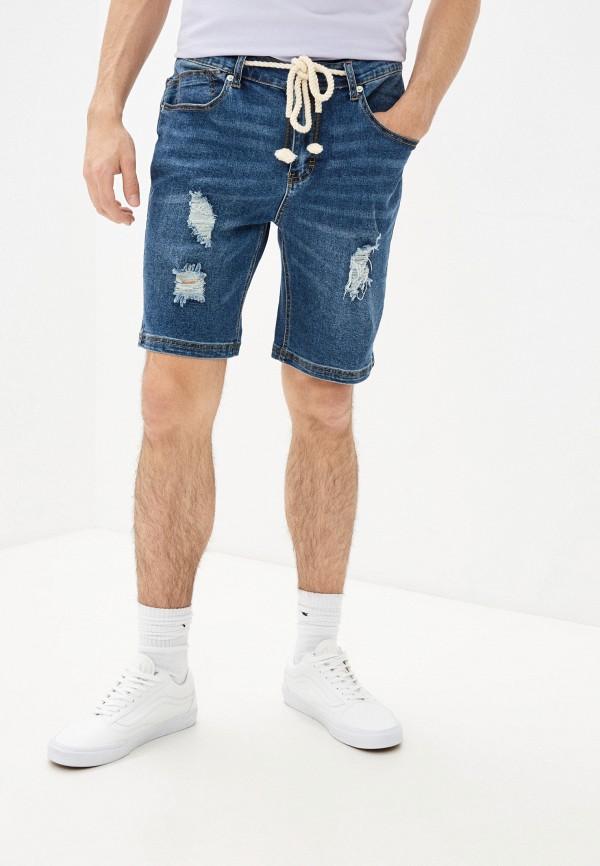 Шорты джинсовые Befree. Цвет: синий