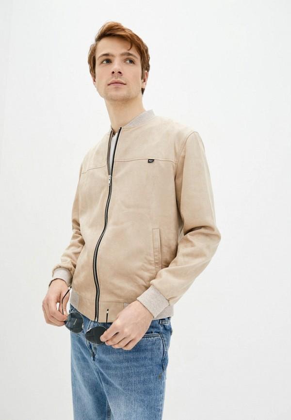 мужская куртка pate, бежевая