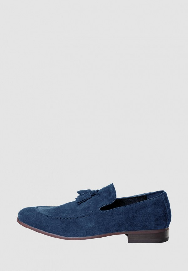 мужские лоферы arber, синие