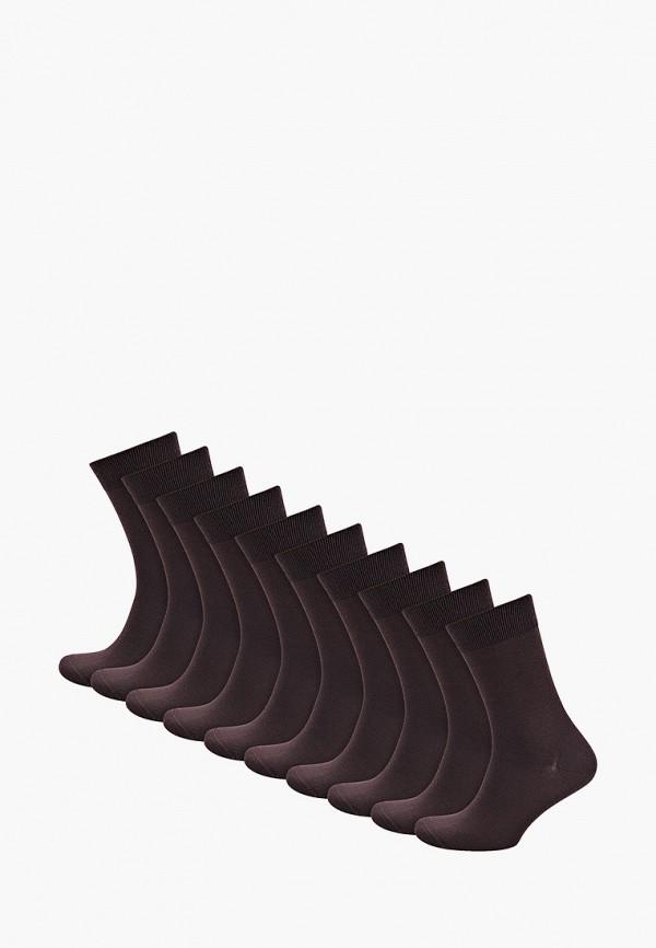 мужские носки vitacci, коричневые