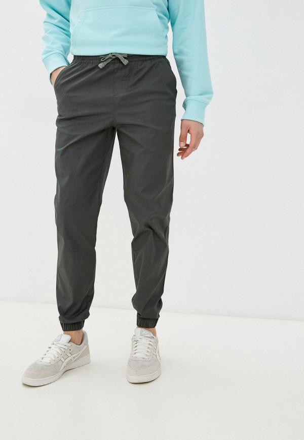мужские брюки джоггеры baon, хаки
