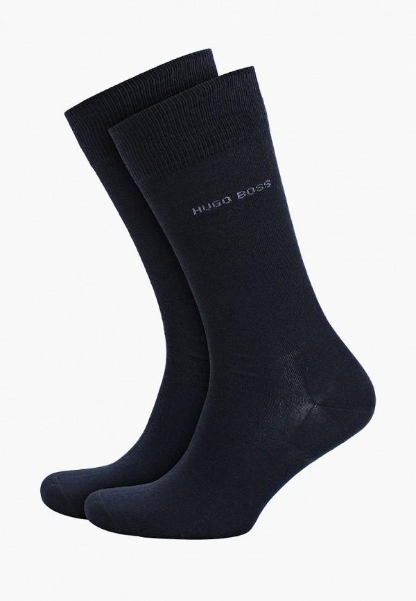 мужские носки boss, синие