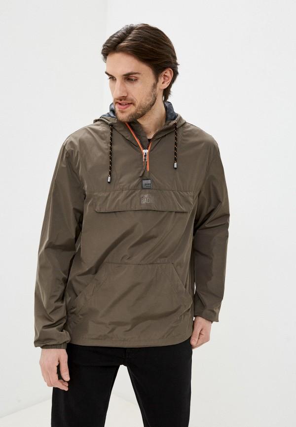 мужская куртка анораки baon, хаки