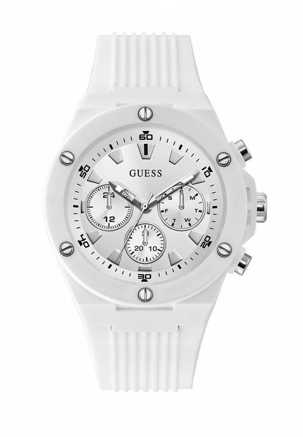 мужские часы guess, белые