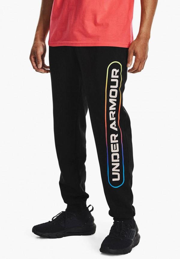 мужские спортивные брюки under armour, черные