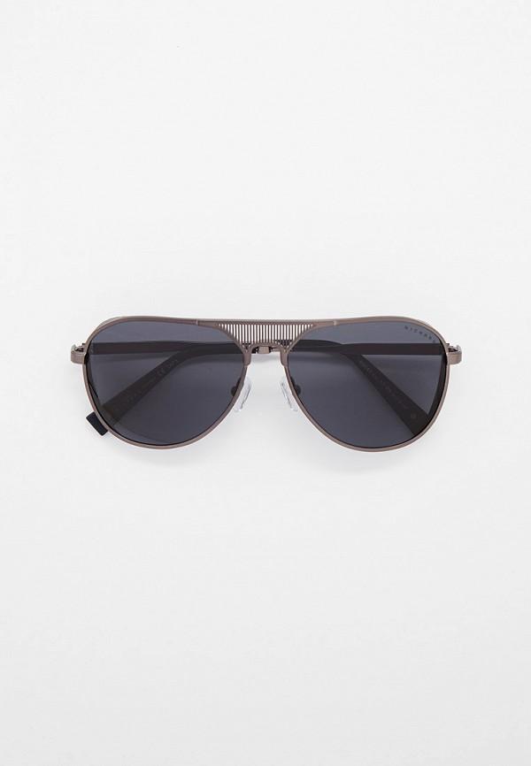 мужские авиаторы солнцезащитные очки thom richard, синие