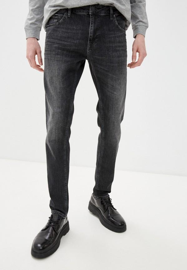 мужские зауженные джинсы whitney, серые