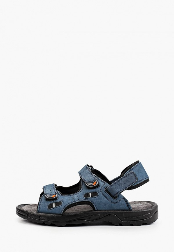 мужские сандалии shoiberg, синие