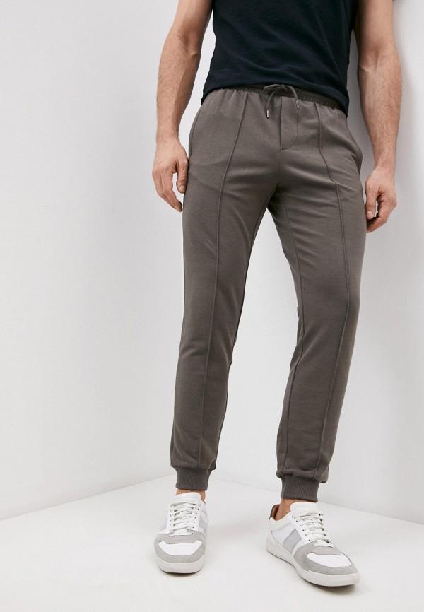 мужские спортивные брюки falconeri, бежевые