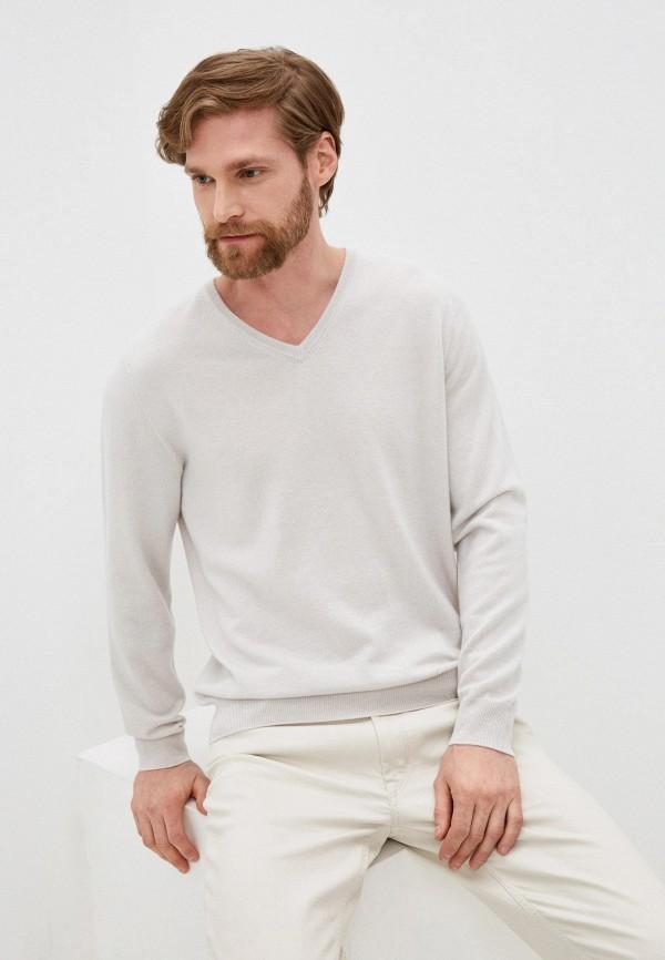 мужской пуловер falconeri, бежевый