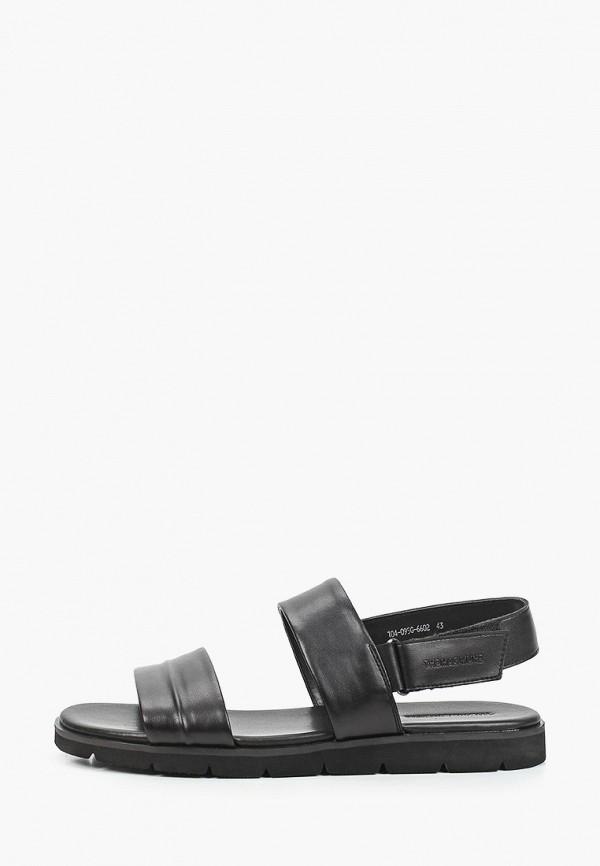 мужские сандалии thomas munz, черные