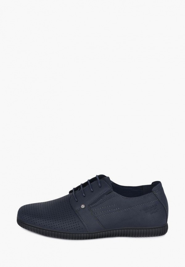Ботинки T.Taccardi синего цвета