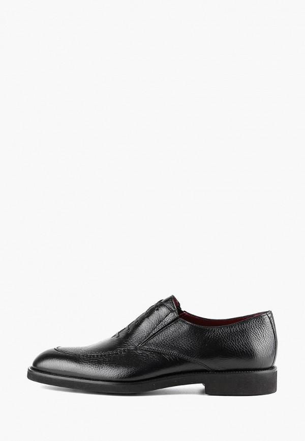 мужские туфли leberdes, черные