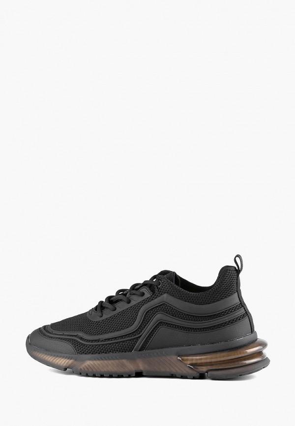 мужские кроссовки leberdes, черные