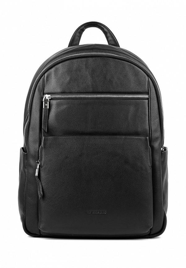 мужской рюкзак leberdes, черный