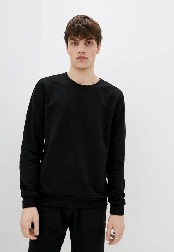 мужской свитшот garne, черный