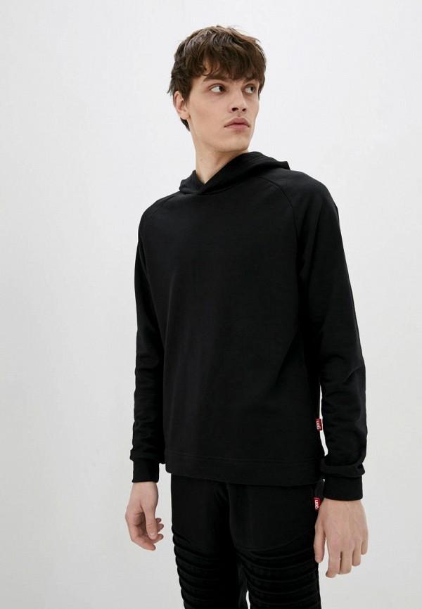 мужские худи garne, черные