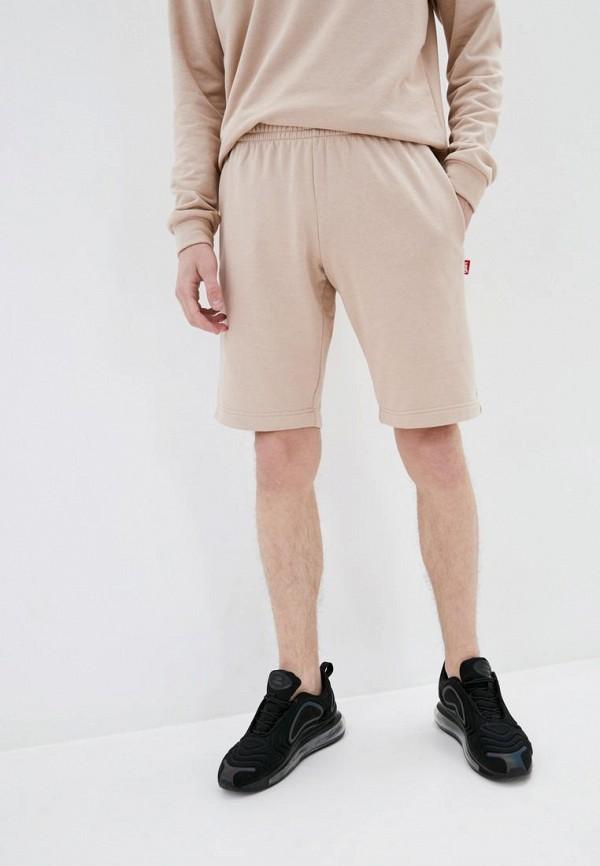 мужские спортивные шорты garne, бежевые