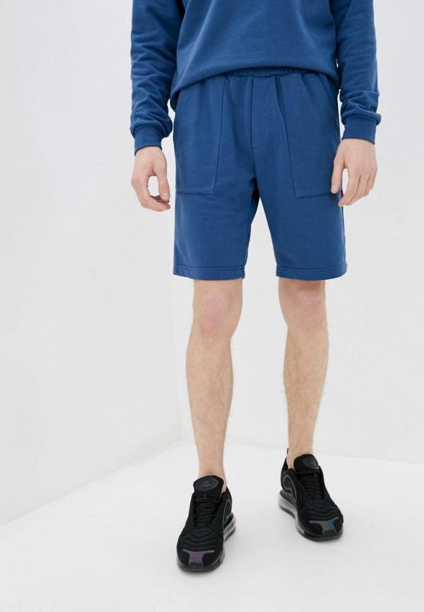 мужские спортивные шорты garne, синие