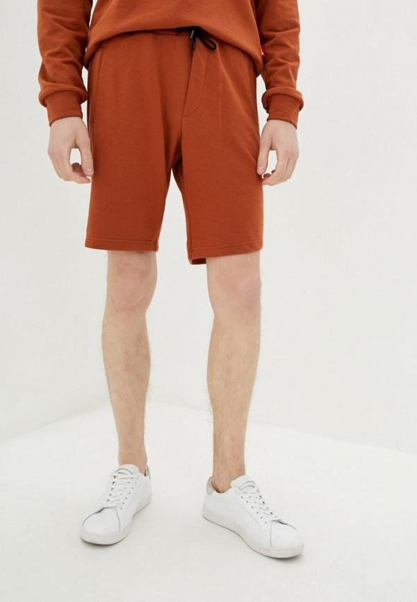 мужские спортивные шорты garne, коричневые