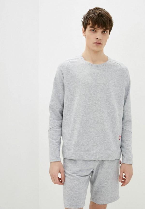 мужской свитшот garne, серый