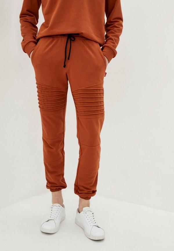 мужские спортивные брюки garne, коричневые