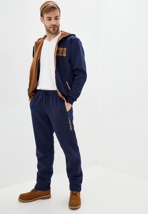 мужской спортивный костюм tailer, синий