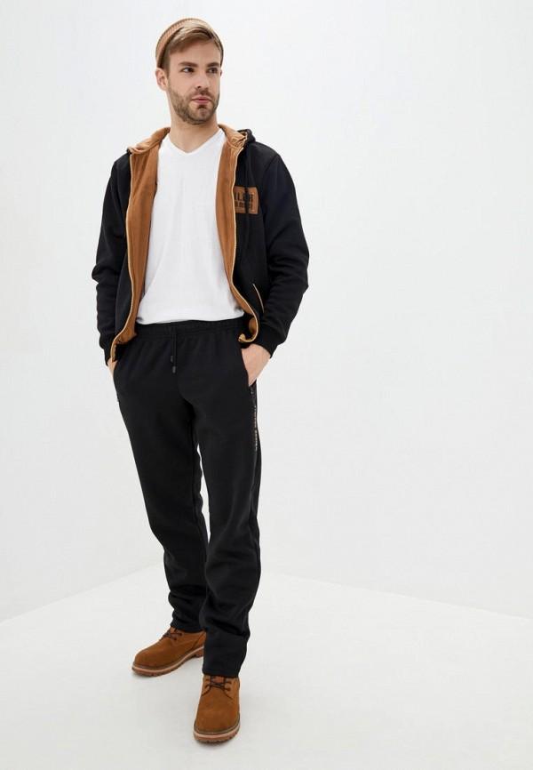 мужской спортивный костюм tailer, черный