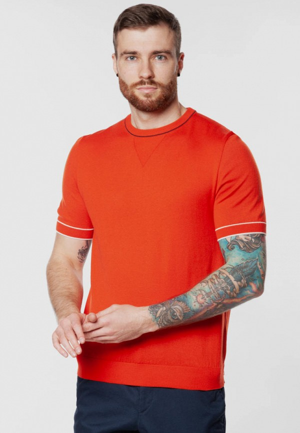 мужской джемпер arber, оранжевый
