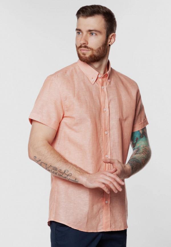 мужская рубашка с коротким рукавом arber