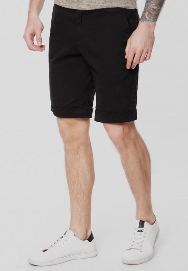 мужские шорты arber, черные