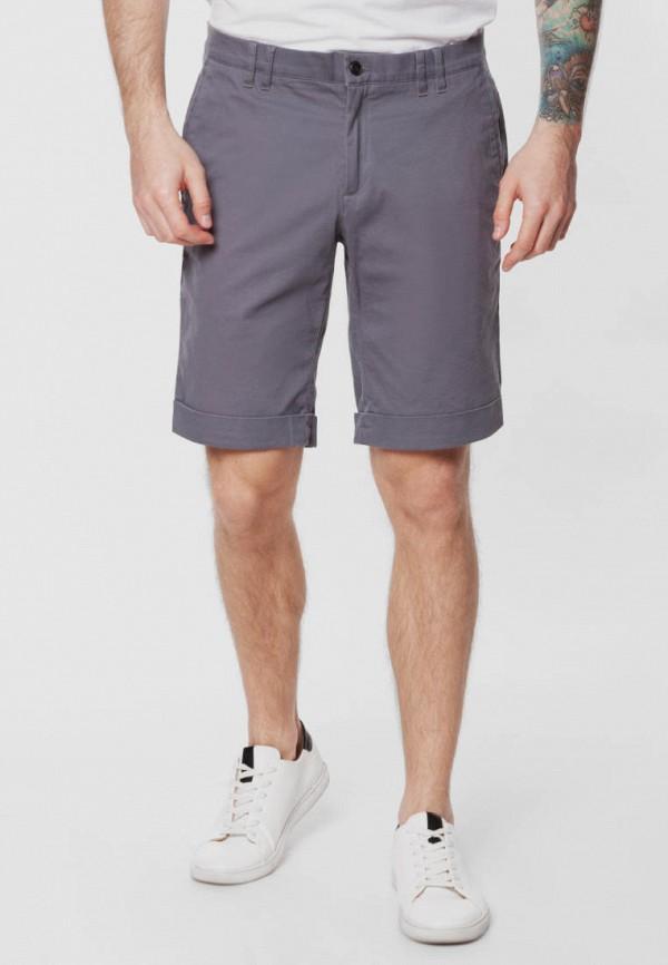 мужские повседневные шорты arber, серые