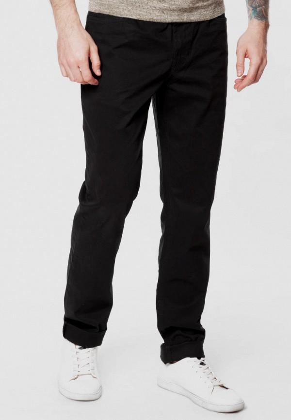 мужские повседневные брюки arber, черные