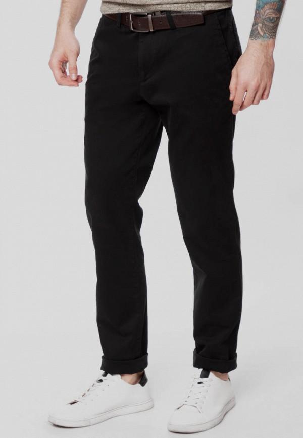 мужские брюки arber, черные