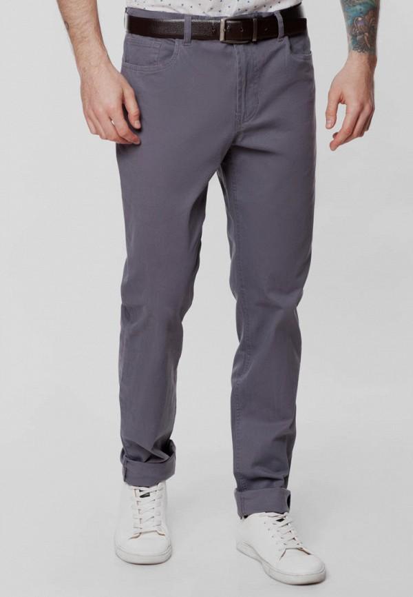 мужские повседневные брюки arber, серые