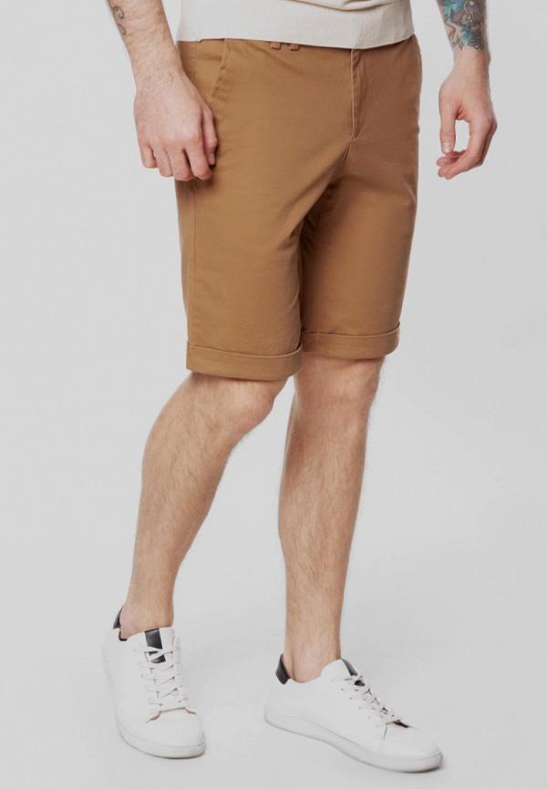 мужские шорты arber, бежевые
