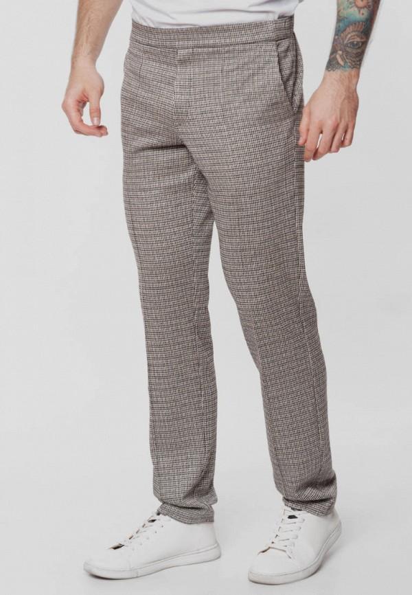 мужские повседневные брюки arber, бежевые