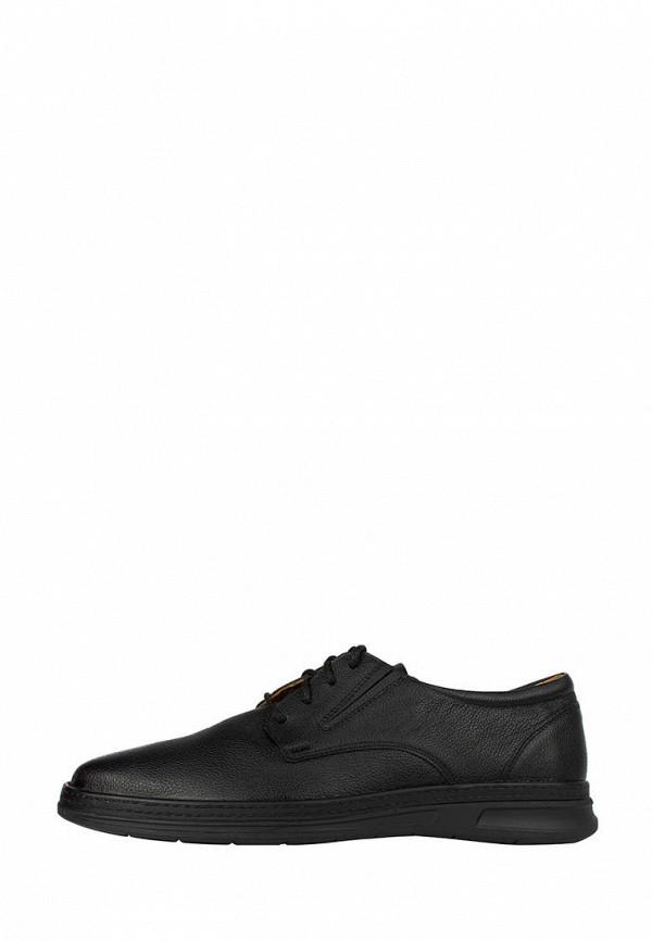 мужские туфли mida, черные