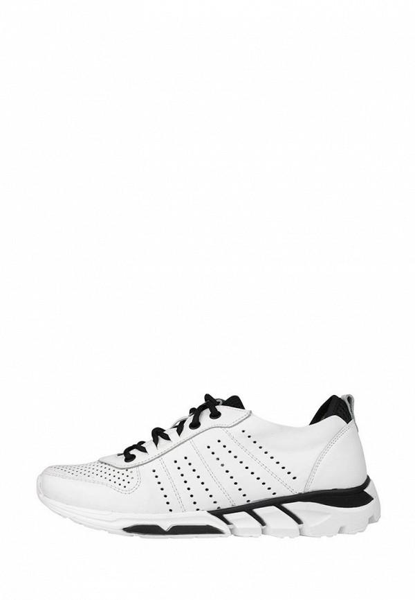 мужские кроссовки mida, белые