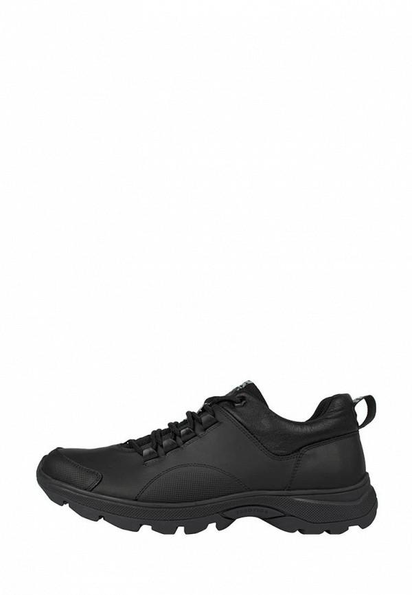 мужские кроссовки mida, черные