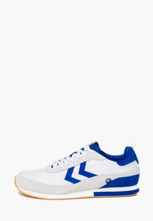 мужские кроссовки hummel, белые
