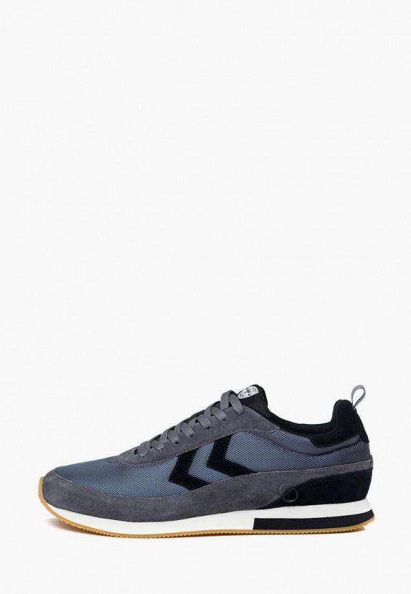 мужские кроссовки hummel, серые