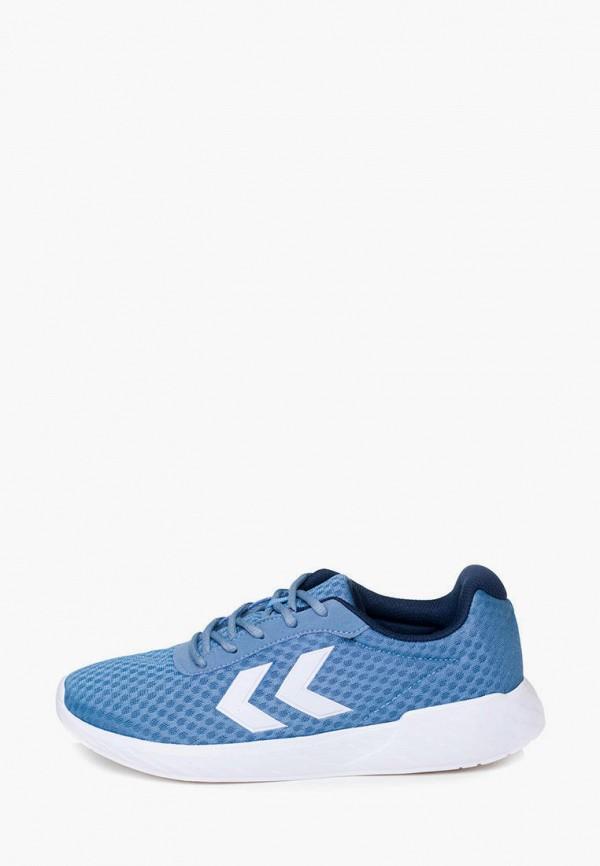 мужские кроссовки hummel, голубые