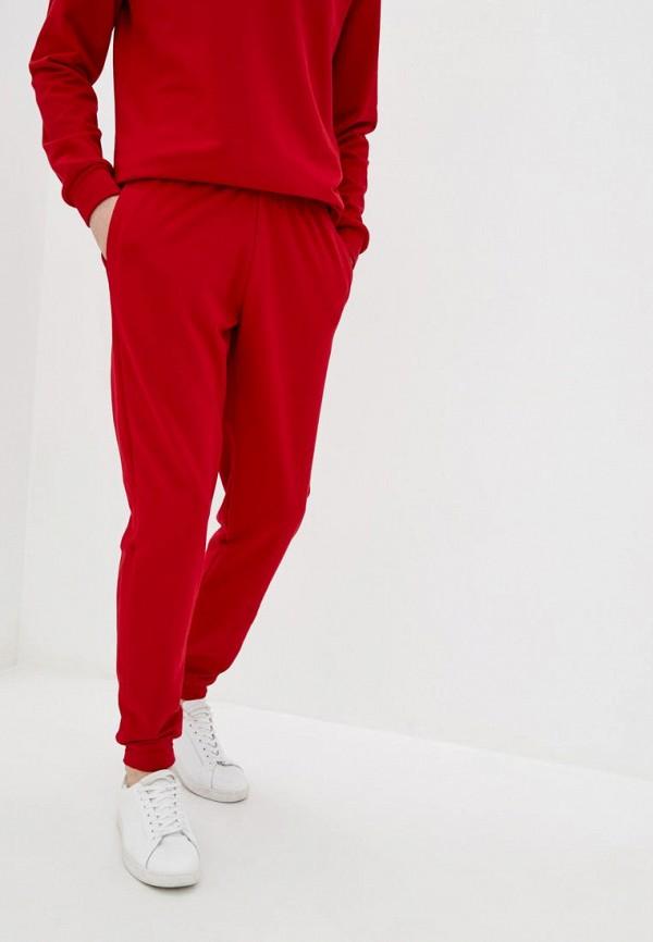мужские спортивные брюки garne, красные