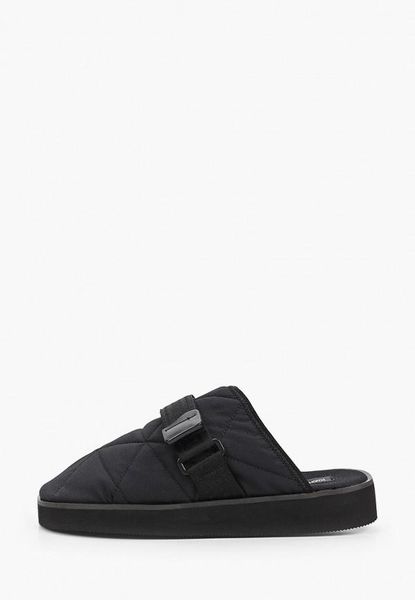 мужские сандалии lyle & scott, черные